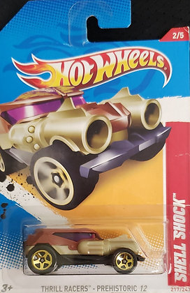 Hot Wheels Thrill Racers - Shell Shock