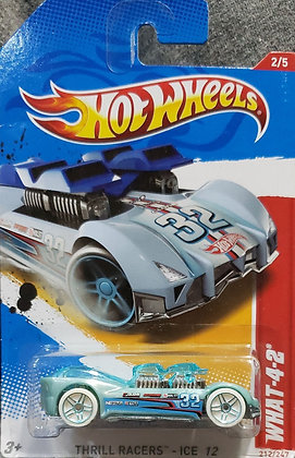 Hot Wheels Thrill Racers - What-4-2