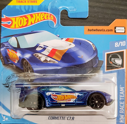 Hot Wheels Race Team - Corvette C7.R