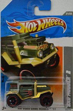 Hot Wheels Video Game Heroes - Bad Mudder 2