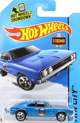 Hot Wheels City - '69 Dodge Charger 500 (Hemi)