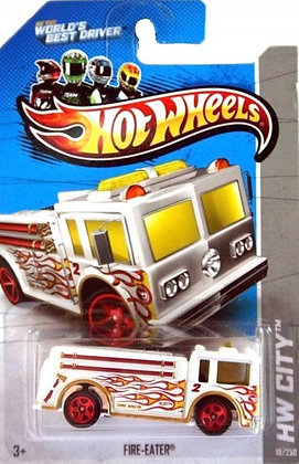 *T-Hunt* Hot Wheels City - Fire-Eater