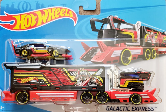 Hot Wheels Caminhão - Galactic Express