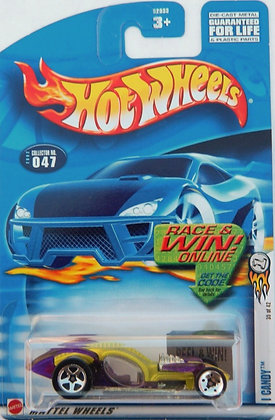 Hot Wheels First Editions - I Candy