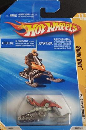 Hot Wheels Premiere - Snow Ride