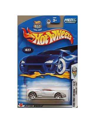Hot Wheels First Editions - Cadillac Cien