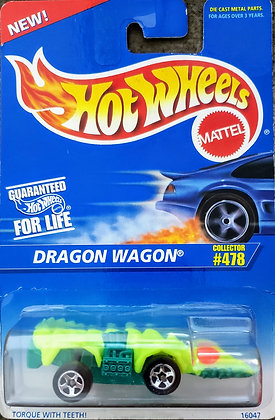Hot Wheels Model Series - Dragon Wagon