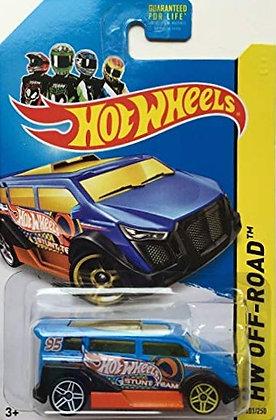 *T-Hunt* Hot Wheels Off-Road - Speedbox