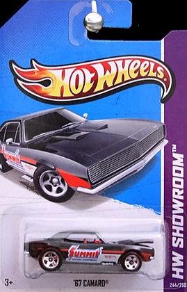Hot Wheels Showroom - '67 Camaro