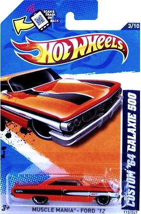 Hot Wheels Muscle Mania - Custom '64 Galaxie 500
