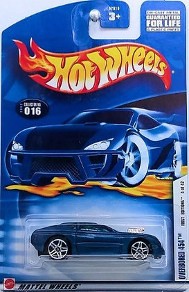 Hot Wheels First Editions - Overbored 454