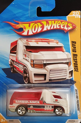 Hot Wheels Premiere - Rapid Response