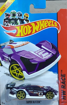 Hot Wheels Race - Super Blitzen