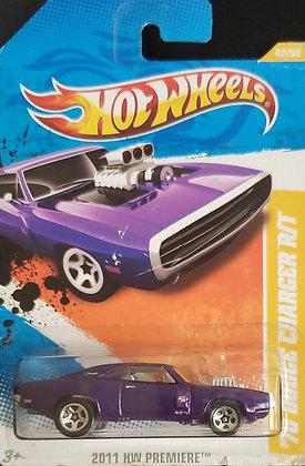 Hot Wheels Premiere - '70 Dodge Charger R/T