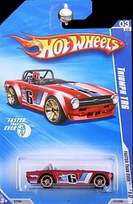 Hot Wheels Faster than Ever - Triumph TR6