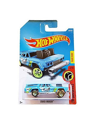 Hot Wheels Daredevils - Cruise Bruiser