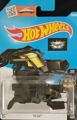 Hot Wheels Batman - The Bat