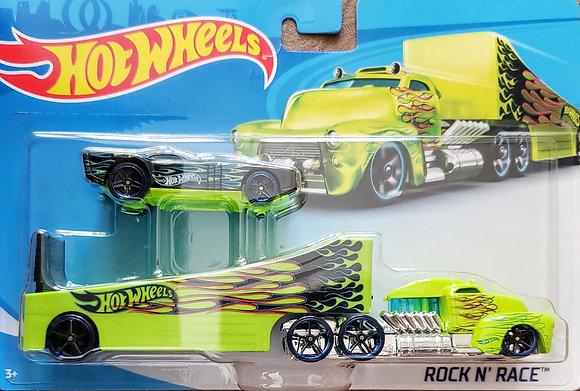 Hot Wheels Caminhão - Rock n' Race