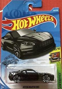 Hot Wheels Exotics - Aston Martin DBS