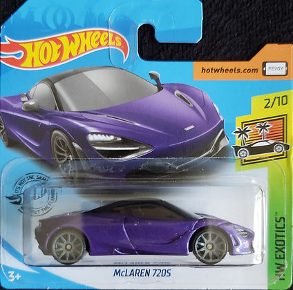 Hot Wheels Exotics - McLaren 720S