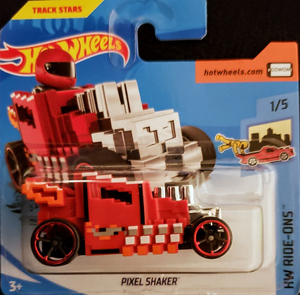 Hot Wheels Ride-Ons - Pixel Shaker