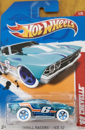 Hot Wheels Thrill Racers - '69 Chevelle