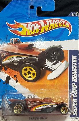 Hot Wheels Dragsterz - Super Comp Dragster