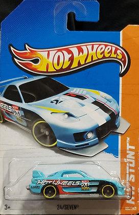 Hot Wheels Stunt - 24/Seven