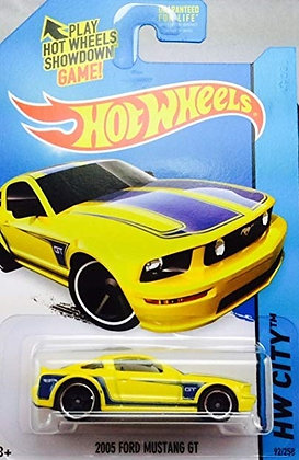 Hot Wheels City - 2005 Ford Mustang GT