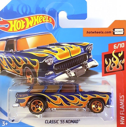 Hot Wheels Flames - Classic '55 Nomad