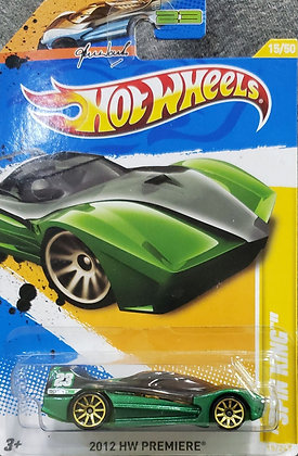 Hot Wheels Premiere - Spin King