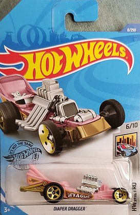 Hot Wheels Metro - Diaper Dragger
