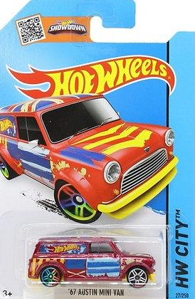 Hot Wheels City - '67 Austin Mini Van
