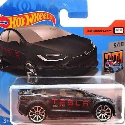 Hot Wheels Metro - Tesla Model X