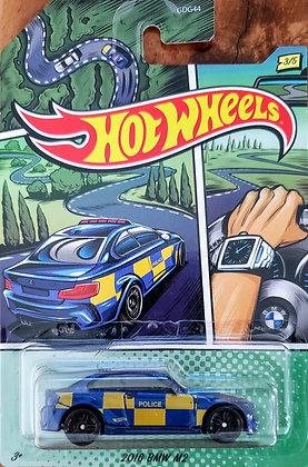 Hot Wheels Policia - 2016 BMW M2