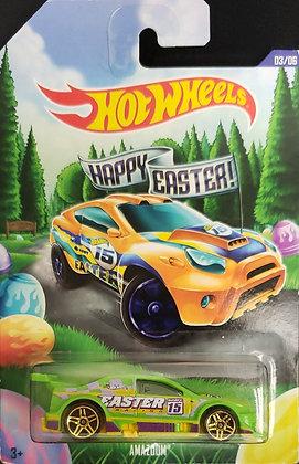 Hot Wheels Happy Easter - Amazoom