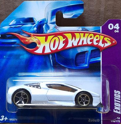 Hot Wheels Exotics - Zotic