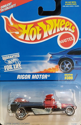 Hot Wheels Model Series - Rigor Motor