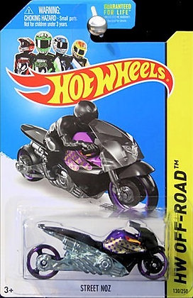 Hot Wheels Off-Road - Street Noz
