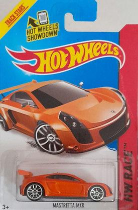 Hot Wheels Race - Mastretta MXR
