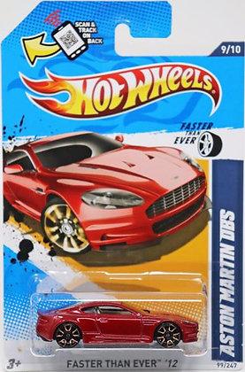 Hot Wheels Faster than Ever - Aston Martin DBS