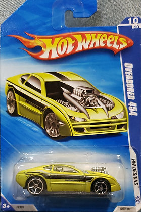 Hot Wheels Designs - Overbored 454