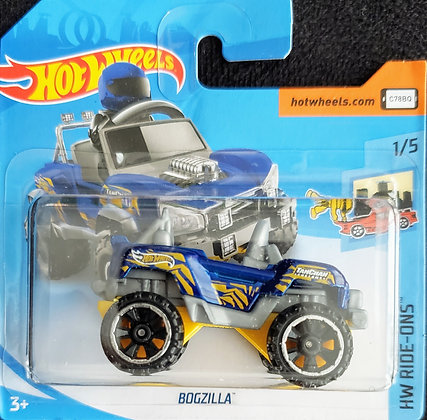 Hot Wheels Ride-Ons - Bogzilla