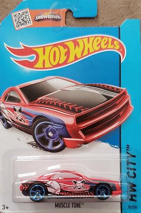 Hot Wheels City - Muscle Tone