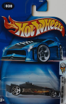 Hot Wheels First Editions - F-Racer