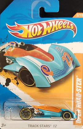 Hot Wheels Track Stars - Open Road-ster
