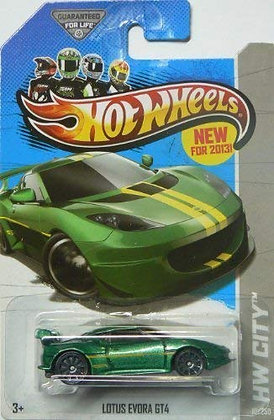 Hot Wheels City - Lotus Evora GT4