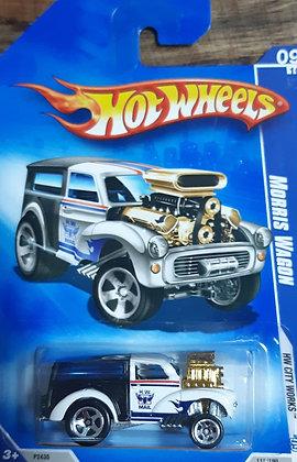 Hot Wheels City Works - Morris Wagon