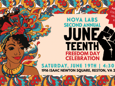 Nova Labs to celebrate Juneteenth with community BBQ