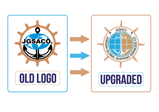 JGSACO LOGO UPGRADE ANNOUNCEMENT